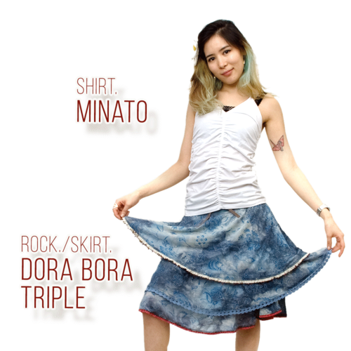 rock: dora bora triple